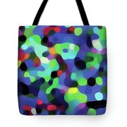 The Flow Of The Dancers Tote Bag