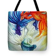 The Flow Tote Bag