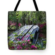 The Flower Bridge Tote Bag
