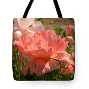The Flower Field Season Tote Bag
