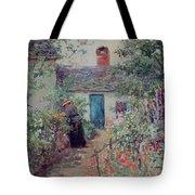 The Flower Garden Tote Bag