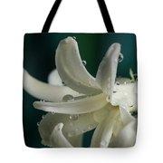 The Flower Of Dews 2 Tote Bag