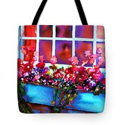 The Flowerbox Tote Bag