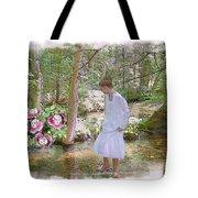 The Flowering Brook Tote Bag