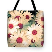 The Flowers At 5 Am Tote Bag