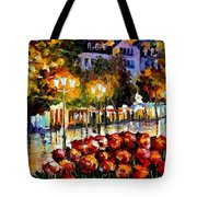 The Flowers Of Luxembourg Tote Bag