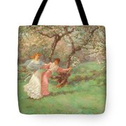 The Flowers Of May Tote Bag