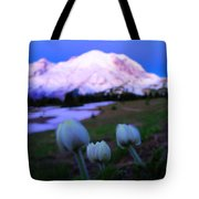 The Flowers Of Sunrise  Tote Bag