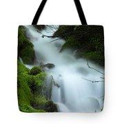 The Flowing Brook Tote Bag