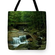The Flume Gorge Trail Tote Bag