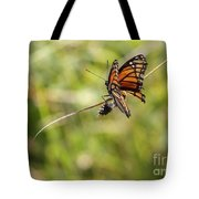 The Flutterby Tote Bag
