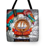 The Fo'c'sle Village Pub Tote Bag