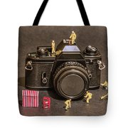 The Focus On Film Corporation Tote Bag