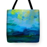 The Fog Tote Bag