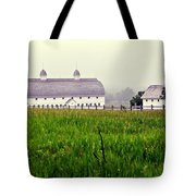 The Fog Has Lifted Tote Bag
