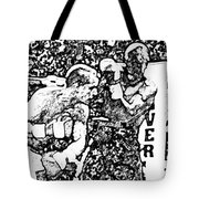The Follow Through Tote Bag