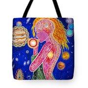 The Fool Goddess  Tote Bag