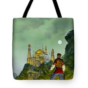 The Forbidden Palace Tote Bag