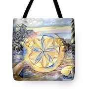 The Forces Of Thought Tote Bag