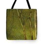 The Forest At Pontaubert, 1881 Tote Bag