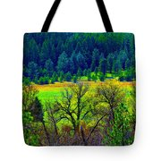 The Forest Echoes With Laughter 2 Tote Bag
