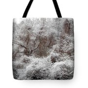 The Forest Hush Tote Bag