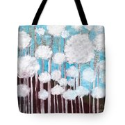 The Forest Of Fluff  Tote Bag