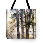 The Forest Speaks Tote Bag