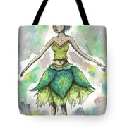 The Forest Sprite Tote Bag