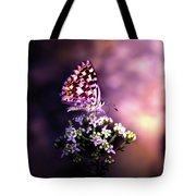 The Forest Throne Tote Bag