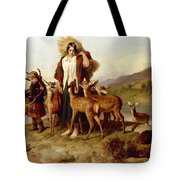 The Forester's Family Tote Bag
