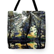 The Forests Of Avalon Tote Bag