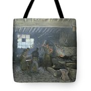 The Forge Tote Bag