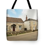 The Forge And Blacksmith's Cottage Mylor Bridge Tote Bag