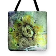 The Forgotten Flowers Tote Bag