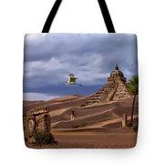 The Forgotten Kingdom Of Kush Tote Bag