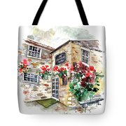 The Forresters Arms In Kilburn Tote Bag