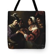 The Fortune Teller Tote Bag