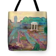 The Forum Romanum Tote Bag