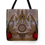 The Fountain Of Life Tote Bag