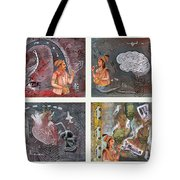 The Four Tote Bag