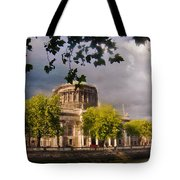 The Four Courts In Reconstruction Tote Bag