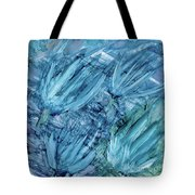 The Four Flowers Tote Bag
