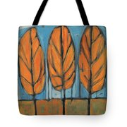 The Four Seasons - Fall Tote Bag
