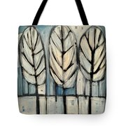 The Four Seasons - Winter Tote Bag