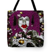 The Free Worlds Environmental Fairy Tote Bag