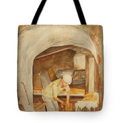 The French Baker Tote Bag