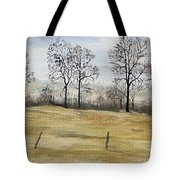 The French Countryside Tote Bag