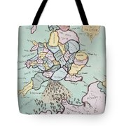 The French Invasion Tote Bag