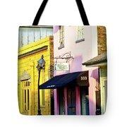 The French Quarter Wedding Chapel Tote Bag